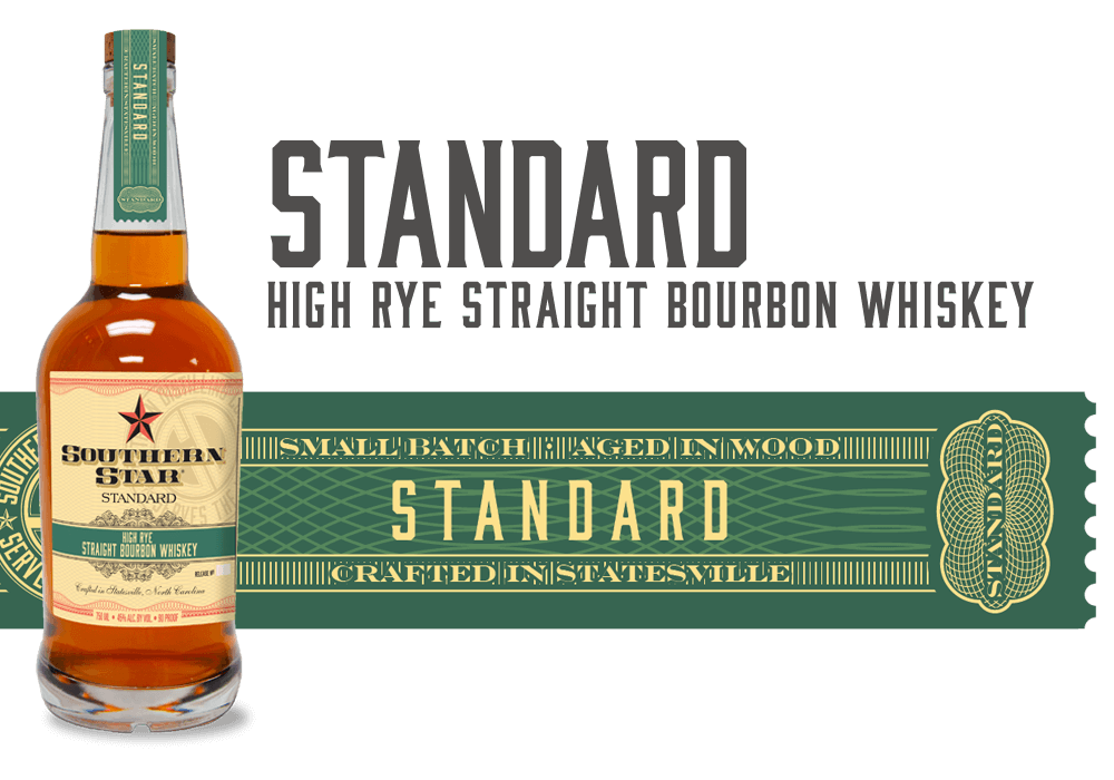 Standard: High Rye Straight Bourbon Whiskey