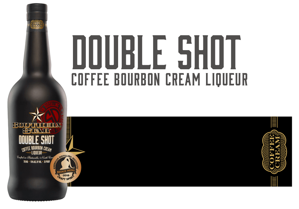 Coffee Bourbon Cream Liqueur | Southern Distilling Company