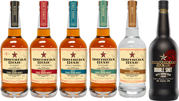 Southern Star Premium Spirits by Southern Distilling Company